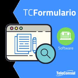 Software TeleConsul TC Formulario