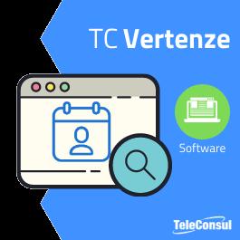 Software TeleConsul TC Vertenze